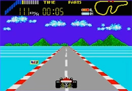 SEGA Master System World Grand Prix