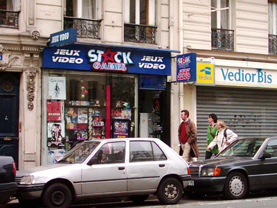 RetroMO in Paris 2005